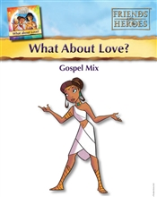 What About Love? Gospel Mix Sheet Music