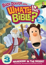 What's in the Bible? - Vol 3 Wanderin' in the Desert