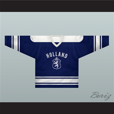 Holland National Team Hockey Jersey New
