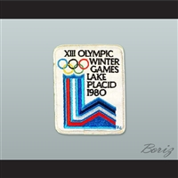 Set of 5 Miracle On Ice 1980 Hockey O.W.G. Patches