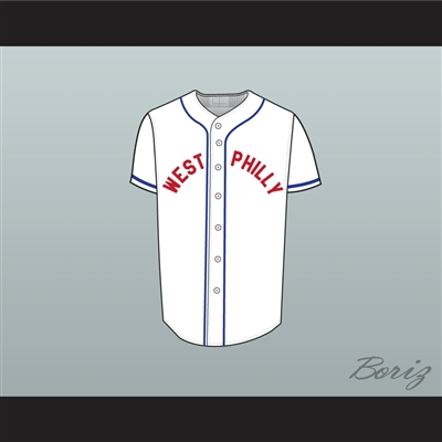 Fresh Prince West Philly 1 Baseball Jersey