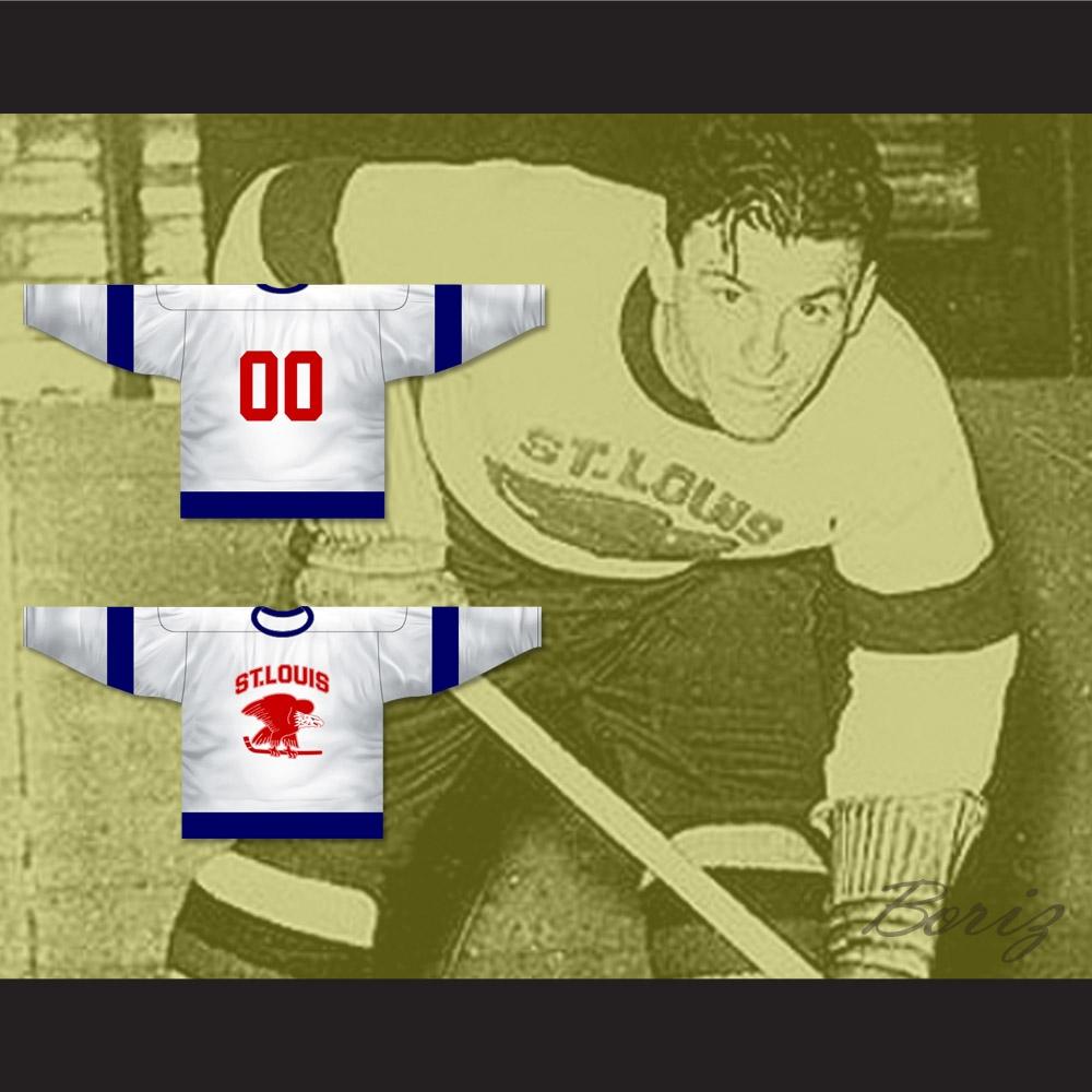 1934 St Louis Eagles Replica Hockey Jersey 18ab5b48bd22