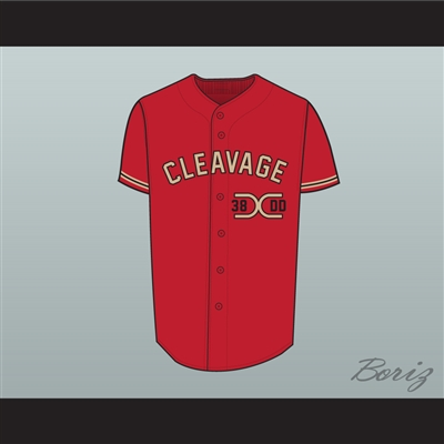 Al Bundy 38DD Chicago Cleavage Baseball Jersey Stitch Sewn New