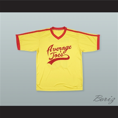 Alan Tudyk Steve 'The Pirate' Cowan 1539 Average Joe's Dodgeball Jersey