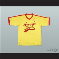 Vince Vaughn Pete LaFleur 16 Average Joe's Dodgeball Jersey
