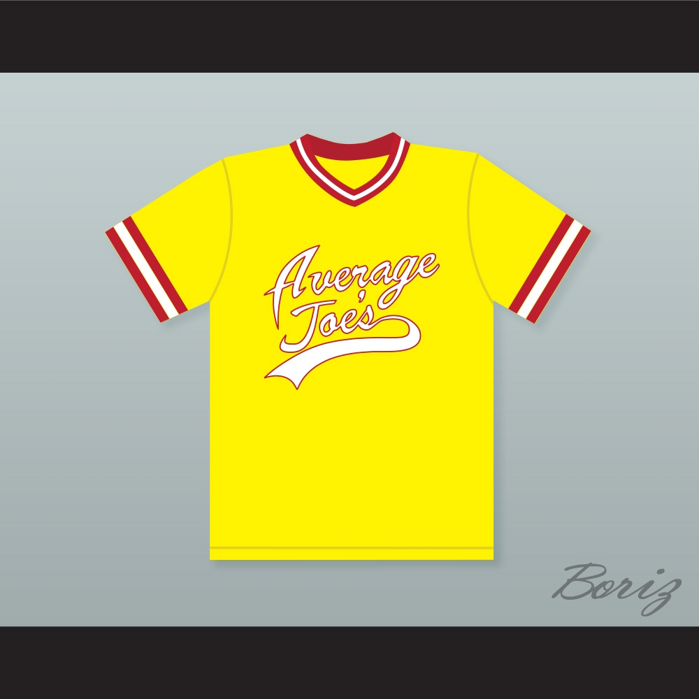 65d319cbb61 Steve  The Pirate  Cowan 1539 Average Joe s Gym Dodgeball Jersey