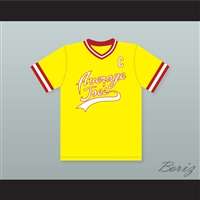 Pete LaFleur 16 Average Joe's Gym Dodgeball Jersey