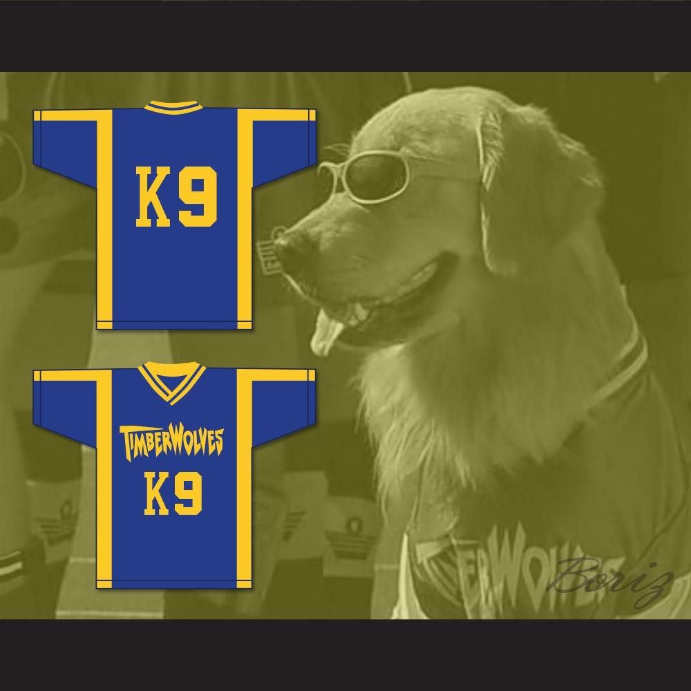 Air bud fernfield timberwolves soccer jersey jpg 1000x1000 Animal timberwolves  jersey 832c3a351