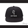 Air Fresh Black Baseball Hat