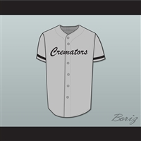 Al Bundy 7 Cremators Baseball Jersey Stitch Sewn New