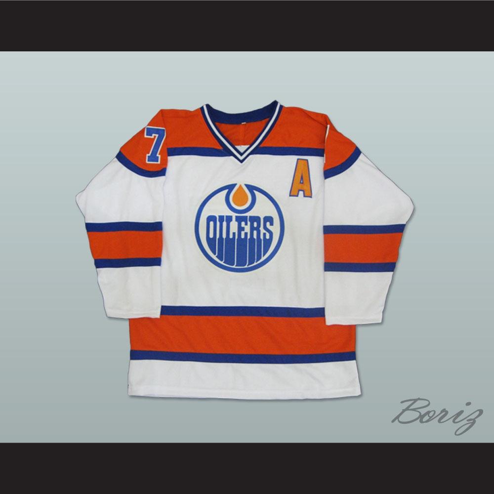 63dcd0a957b 1972–73 Alberta Oilers Hockey Jersey