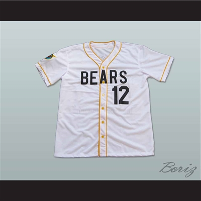 Bad News Bears Baseball Jersey Any Player or Number Stitch Sewn
