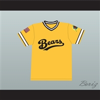Jackie Earle Haley Kelly Leak 3 Bad News Bears Baseball Jersey Stitch Sewn Any Player