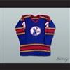 Bart Crashley Kansas City Scouts Hockey Jersey