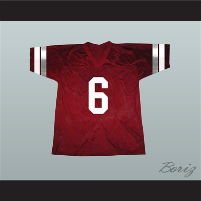 Saved By The Bell AC Slater Bayside Tigers Football Jersey