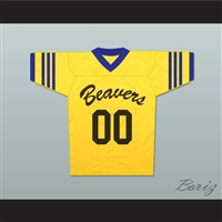 Derek Hale 00 Beacon Hills Beavers Lacrosse Jersey Throwback Teen Wolf