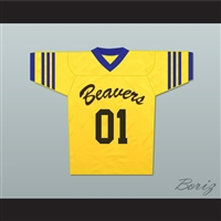 Peter Hale 01 Beacon Hills Beavers Lacrosse Jersey Throwback Teen Wolf