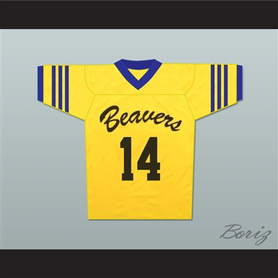 Isaac Lahey 14 Beacon Hills Beavers Lacrosse Jersey Teen Wolf Throwback Stitch Sewn