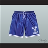 Fresh Prince Bel-Air Academy Basketball Shorts Blue
