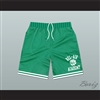 Fresh Prince Bel-Air Academy Basketball Shorts Green