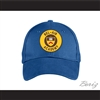 Bel-Air Academy Crest Blue Baseball Hat The Fresh Prince of Bel-Air