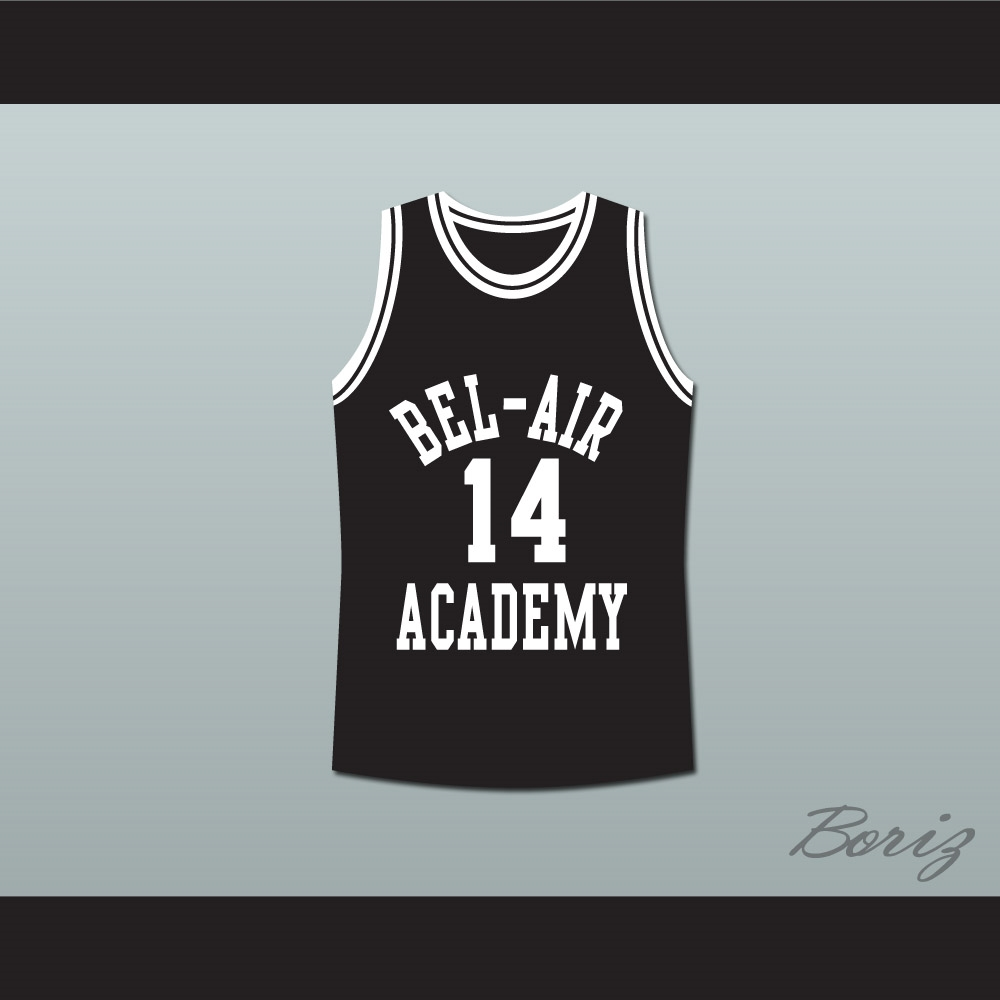 47b5abf9d054 The Fresh Prince of Bel-Air Will Smith Bel-Air Academy Basketball ...