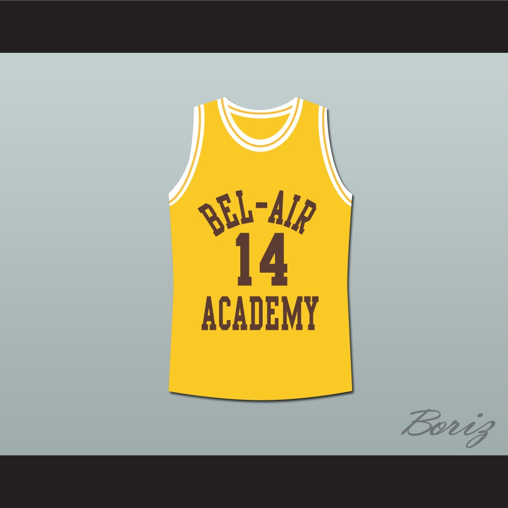 2a37381b7d56 The Fresh Prince of Bel-Air Will Smith Bel-Air Academy Basketball ...