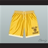 Fresh Prince Bel-Air Academy Basketball Shorts Yellow