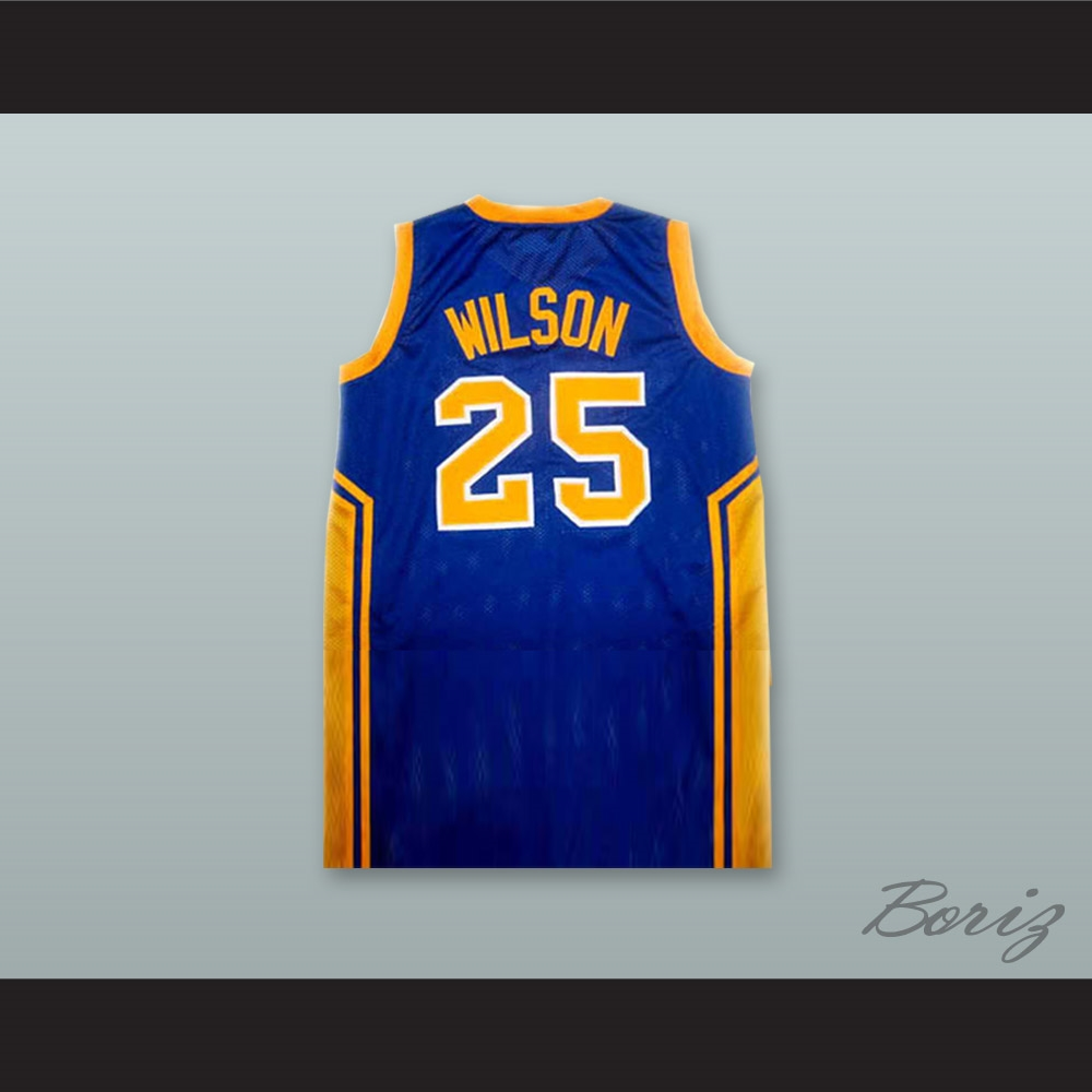 Ben Wilson 25 Simeon High School Basketball Jersey NEW Stitch Sewn