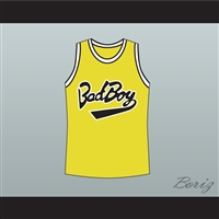 Biggie Smalls 10 Bad Boy Basketball Jersey New