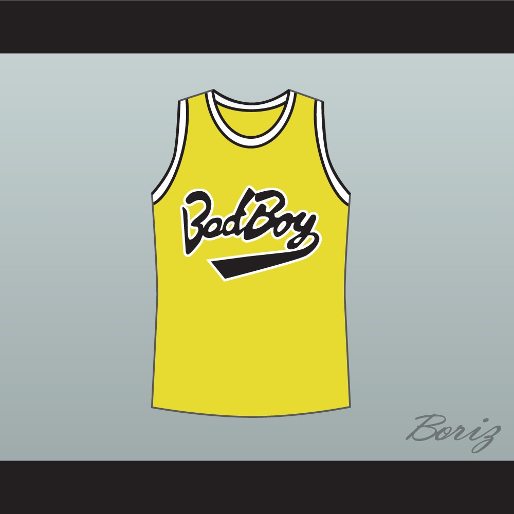 Biggie Smalls 72 Bad Boy Basketball Jersey New d77bee206