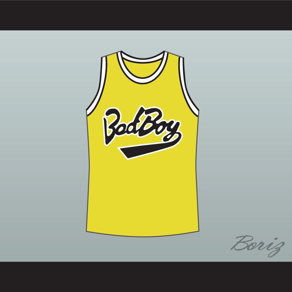 Biggie Smalls 72 Bad Boy Basketball Jersey New 037846c7f