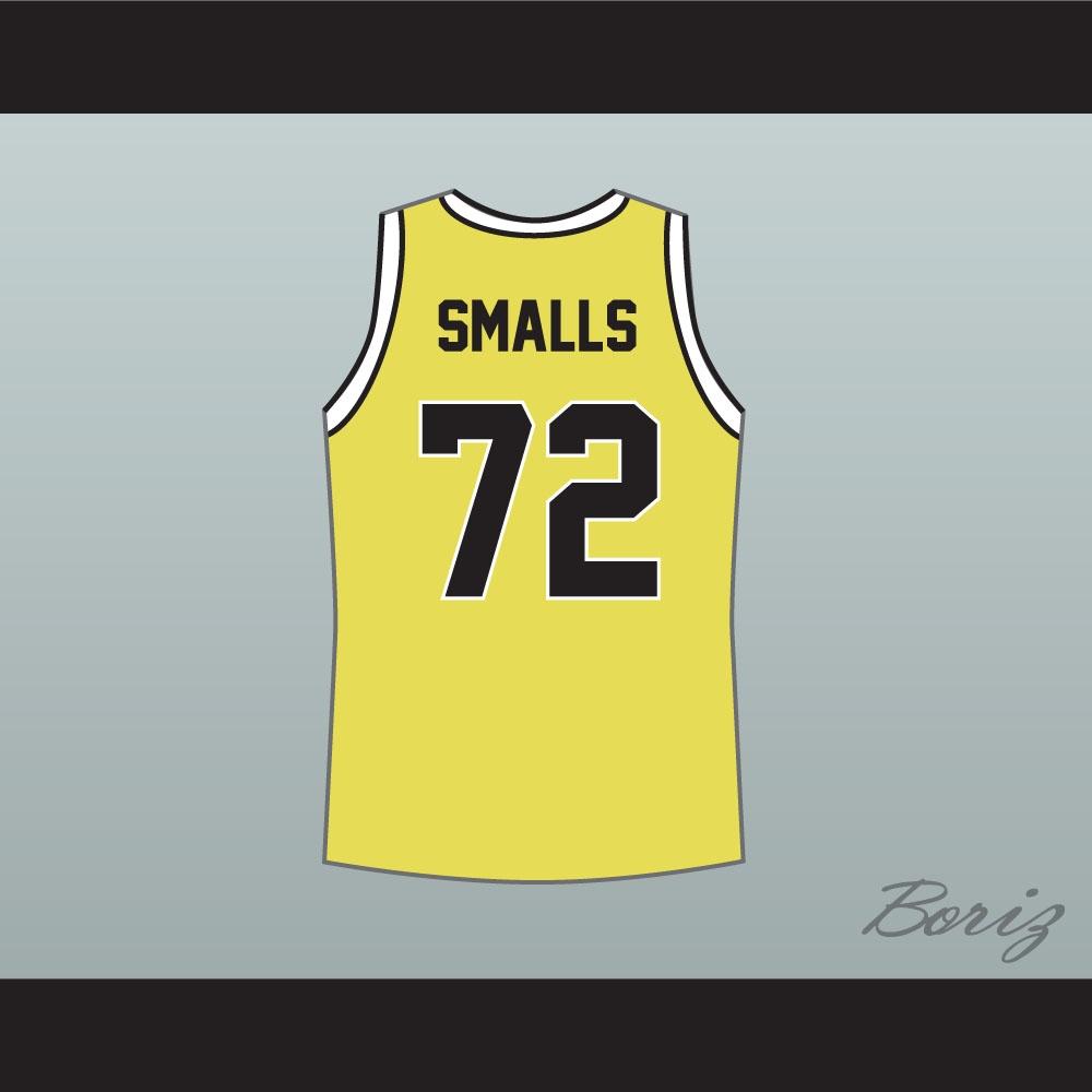 Biggie Smalls 72 Bad Boy Basketball Jersey New 7066796cd