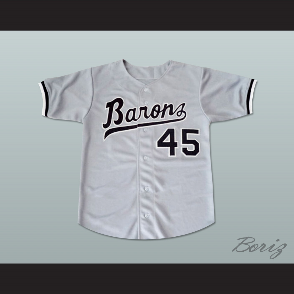 best website 53875 b812a Michael Jordan 45 Birmingham Barons Baseball Jersey Stitch Sewn New