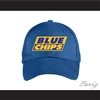 Blue Chips Blue Baseball Hat