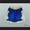 Blue White and Yellow Basketball Shorts