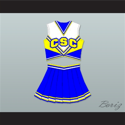 Bring It On Again Tina (Bree Turner) California State College Cheerleader Uniform