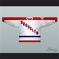 Brooklyn Americans 1941-42 Hockey Jersey