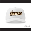 Binghamton Broome Dusters White Baseball Hat