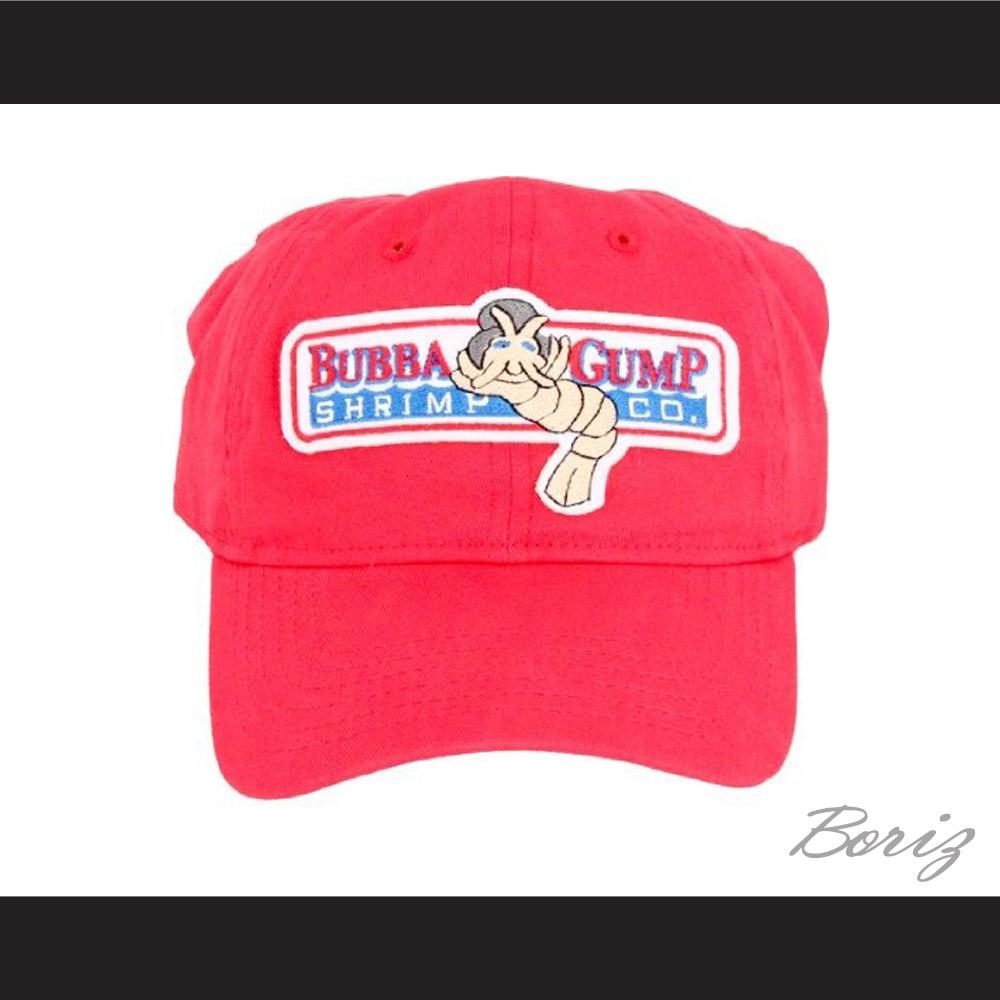 f08984b970b8d Bubba Gump Shrimp Baseball Cap New Tom Hanks Company Hat