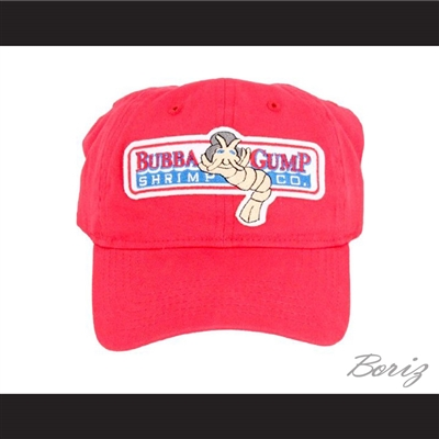 Bubba Gump Shrimp Baseball Cap New Tom Hanks Company Hat