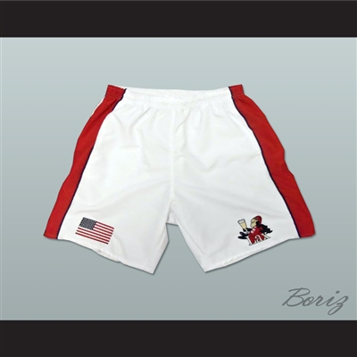 Bud Man LAX USA Basketball Shorts