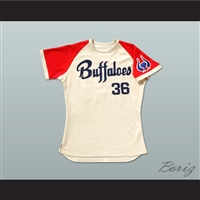 Buffaloes Yoshii 36 Japan Baseball Jersey Any Name or Number New