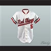 Cal Ripken Jr 5 Rochester Red Wings Baseball Jersey Stitch Sewn New