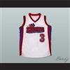 Lil' Bow Wow Calvin Cambridge 3 Los Angeles Knights Basketball Jersey Like Mike