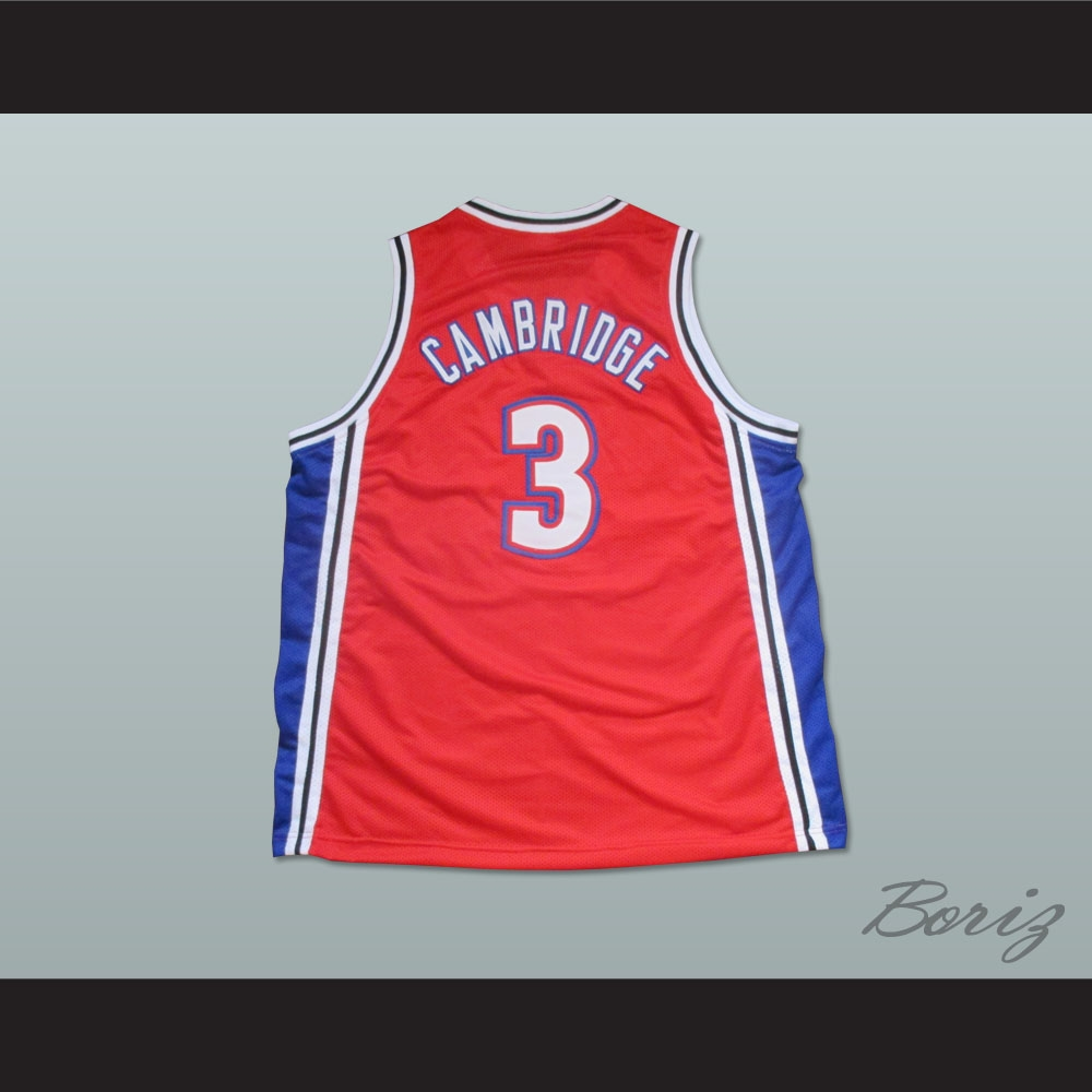 Lil Bow Wow Calvin Cambridge 3 Los Angeles Knights Red