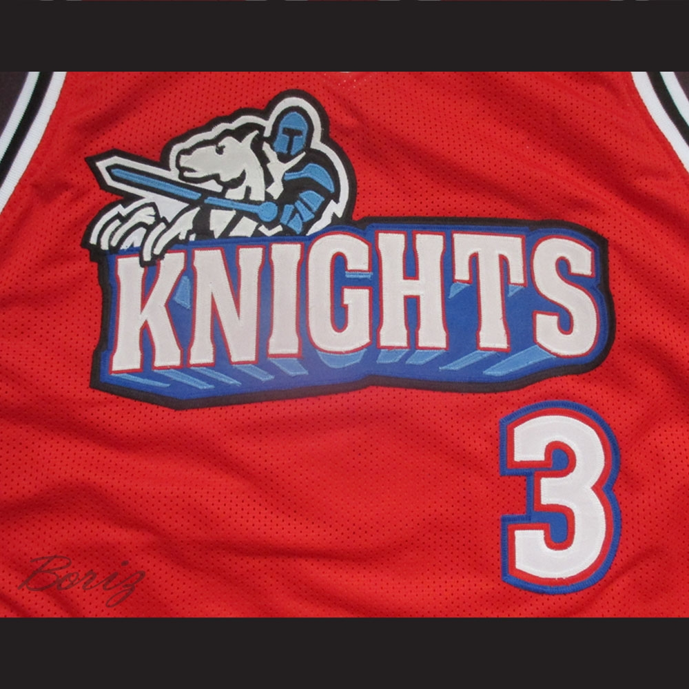 wholesale dealer 2b636 e5433 official like mike movie los angeles knights 3 calvin ...