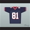 Calvin Johnson 81 Sandy Creek High School Football Jersey