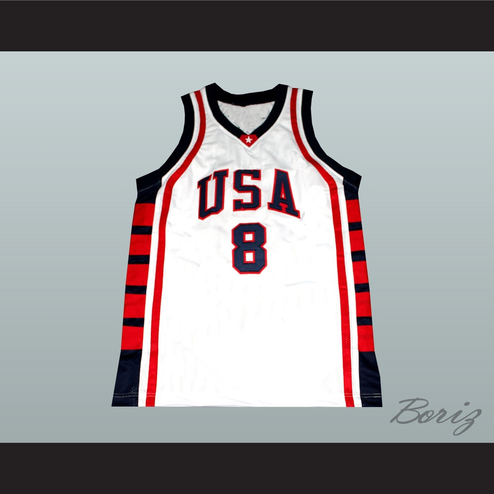 cheap for discount 3145d 163d2 Carmelo Anthony USA National Team Basketball Jersey Any Player or Number