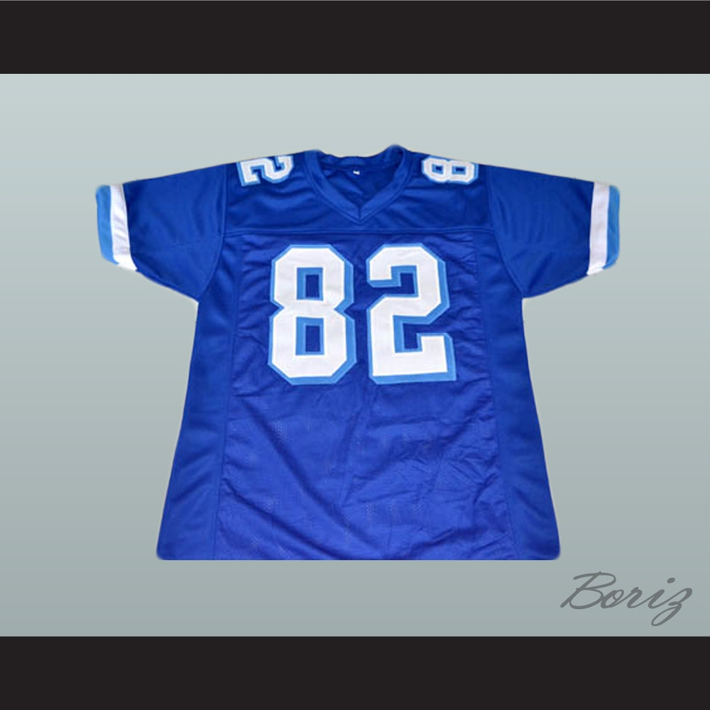 Charlie Tweeder 82 West Canaan Coyotes Football Jersey Varsity Blues 1ab977fad
